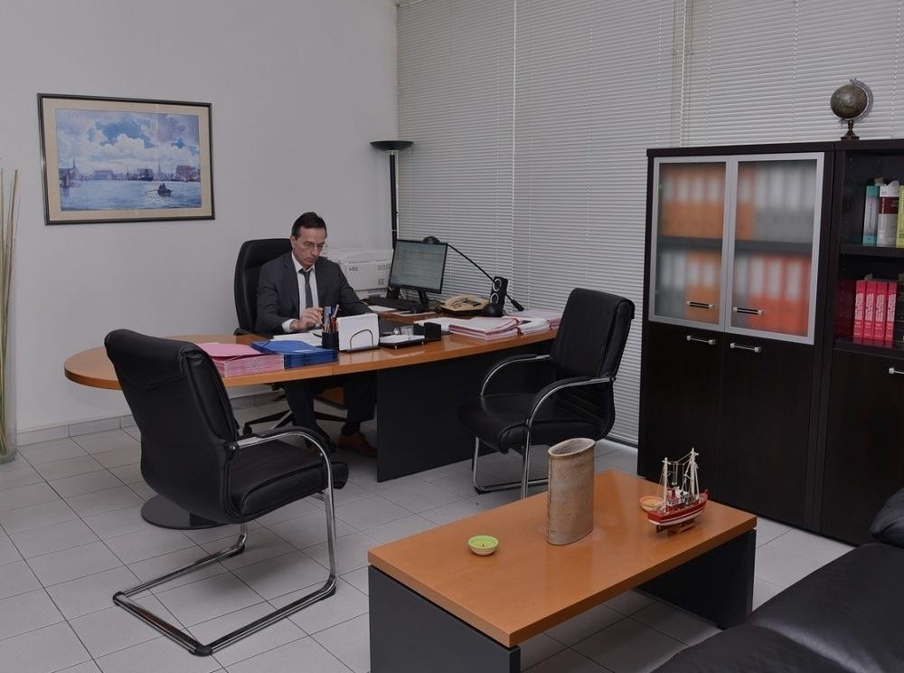 Γραφείο Γιάννη Σαλή