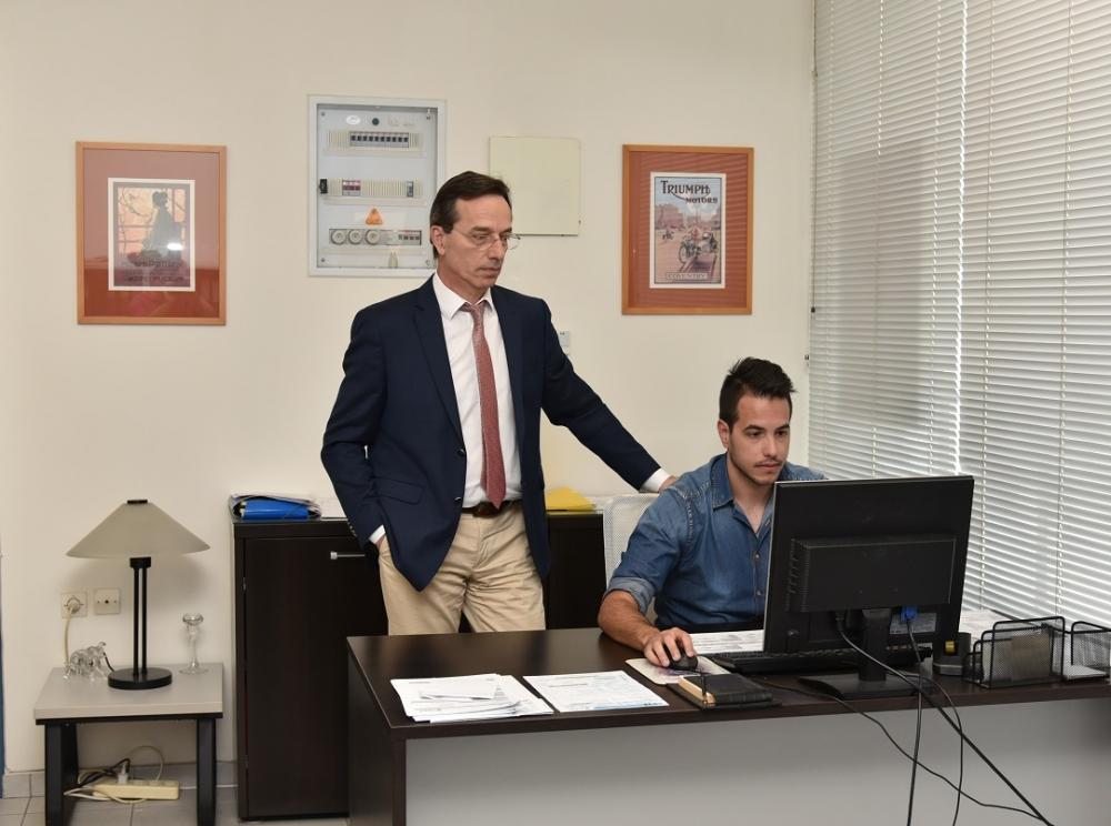 Γραφείο - Συνεργάτες